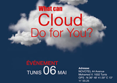 WHAT CAN CLOUD DO 4 U