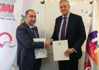 TMI & Tunisie Télécom Mémorandum of Understanding